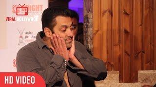 Salman Khan Full Speech | Anupam Kher