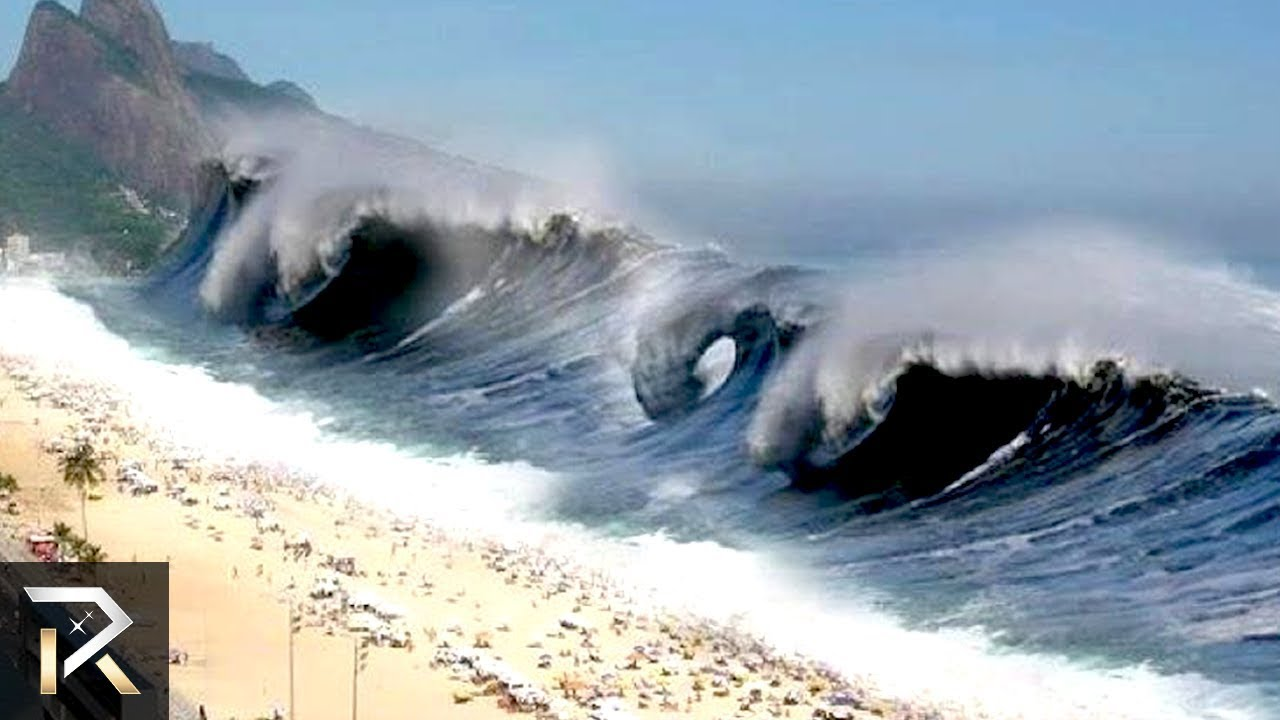 How Big Do Tsunamis Get?