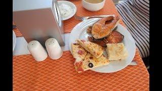 Чем кормят в 5* отелях Турции. Обед.