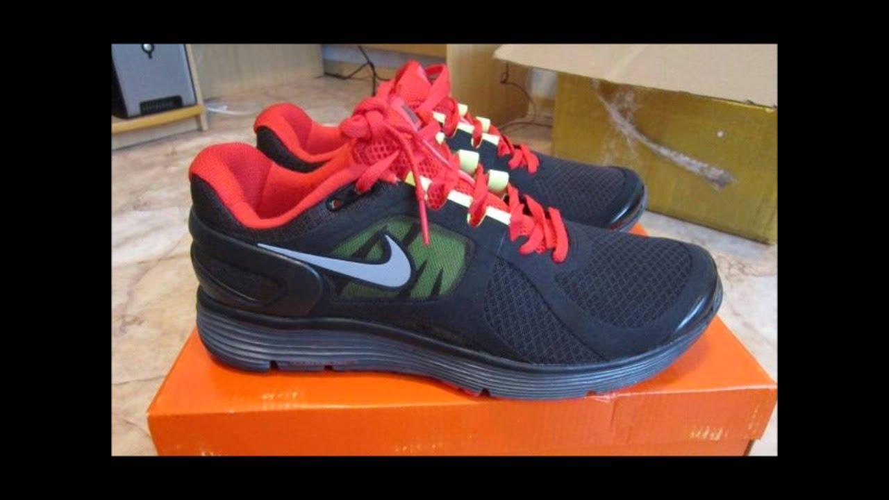 Распаковка кроссовок Nike Free Run + 5.0 - YouTube