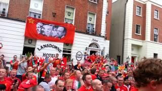 Liverpool v Celtic Landsdowne Hotel