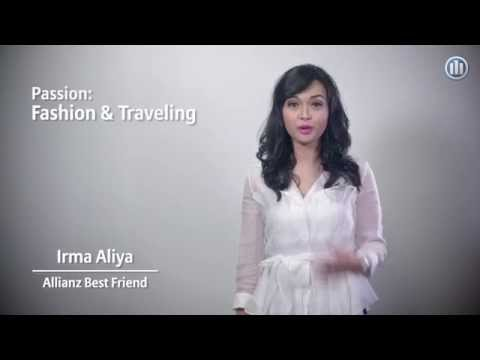 Allianz Social Media Stars - Irma Aliya