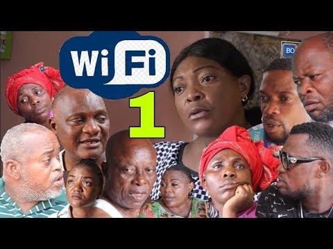 WIFI Ep1  Théâtre Congolais 2020  Sila Kalunga Alain Koffi Top Guecho Décor Coquette Masasi Lea