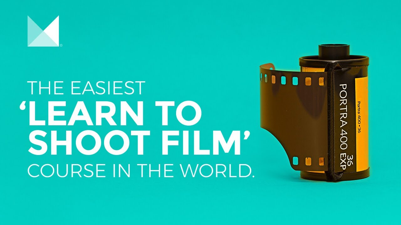 The easiest 'Learn to Shoot Film' course in the world