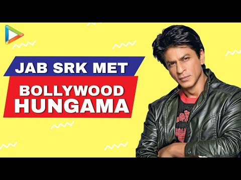 Jab Shah Rukh Khan Met Bollywood Hungama | Exclusive Special Interview Teaser