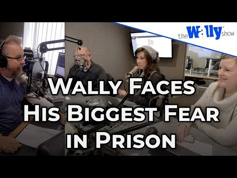 Wally Faces His Biggest Fear in Prison