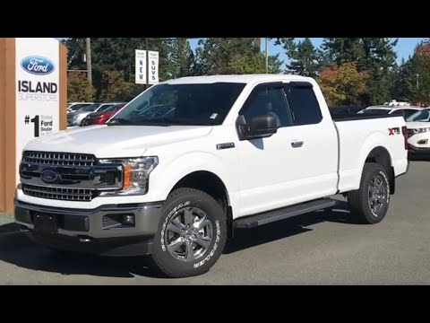 2019 Ford F-150 XLT 300A 5.0L Supercab Review| Island Ford