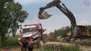 URAL Trucks 6x6, AWD Off-Road Show | used Moments | Truck Trials | 2018