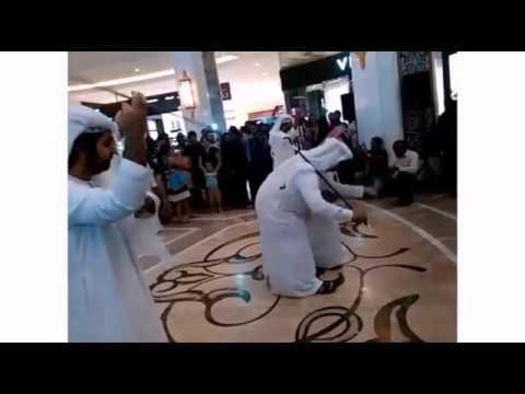 Eid celebration in dubai mall 2015