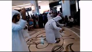 Eid celebration in dubai mall 2015