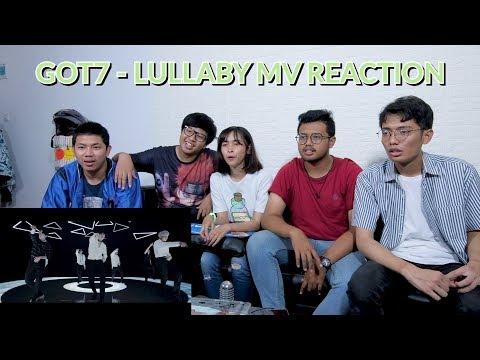 """PENSIUN JADI IDOL MAU JADI SUPIR ONLINE ANGKASA"" | GOT7 - LULLABY MV REACTION"