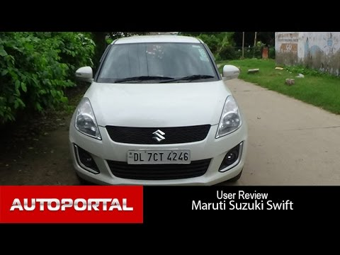 Maruti Suzuki Swift User Review - 'stylish design' - Auto Portal
