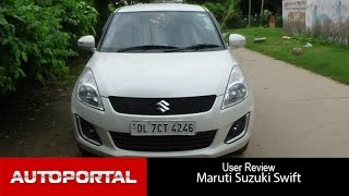 Maruti Suzuki Swift User Review - 'stylish design' - Auto Portal
