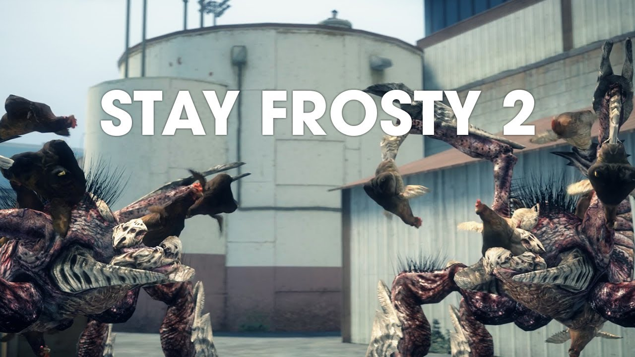 stay frosty перевод