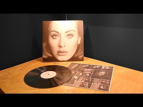 25 (Adele) -  Vinyl Unboxing