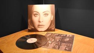 Baixar 25 (Adele) - Vinyl Unboxing