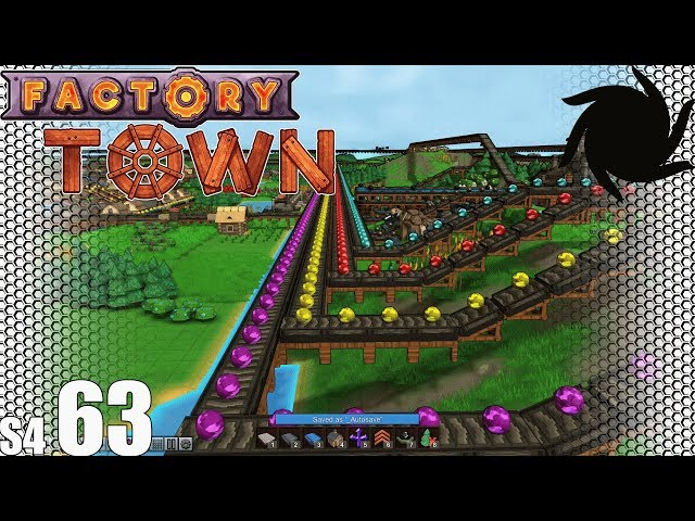 Factory Town - S04E63 - Mana Crystal Redesign Part 3