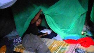 Inside The Tents  - ( Charlie 1, 14p, Raleigh Tanzania )