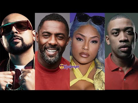 Wiley, Stefflon Don, Sean Paul - Boasty Ft. Idris Elba [Audio]