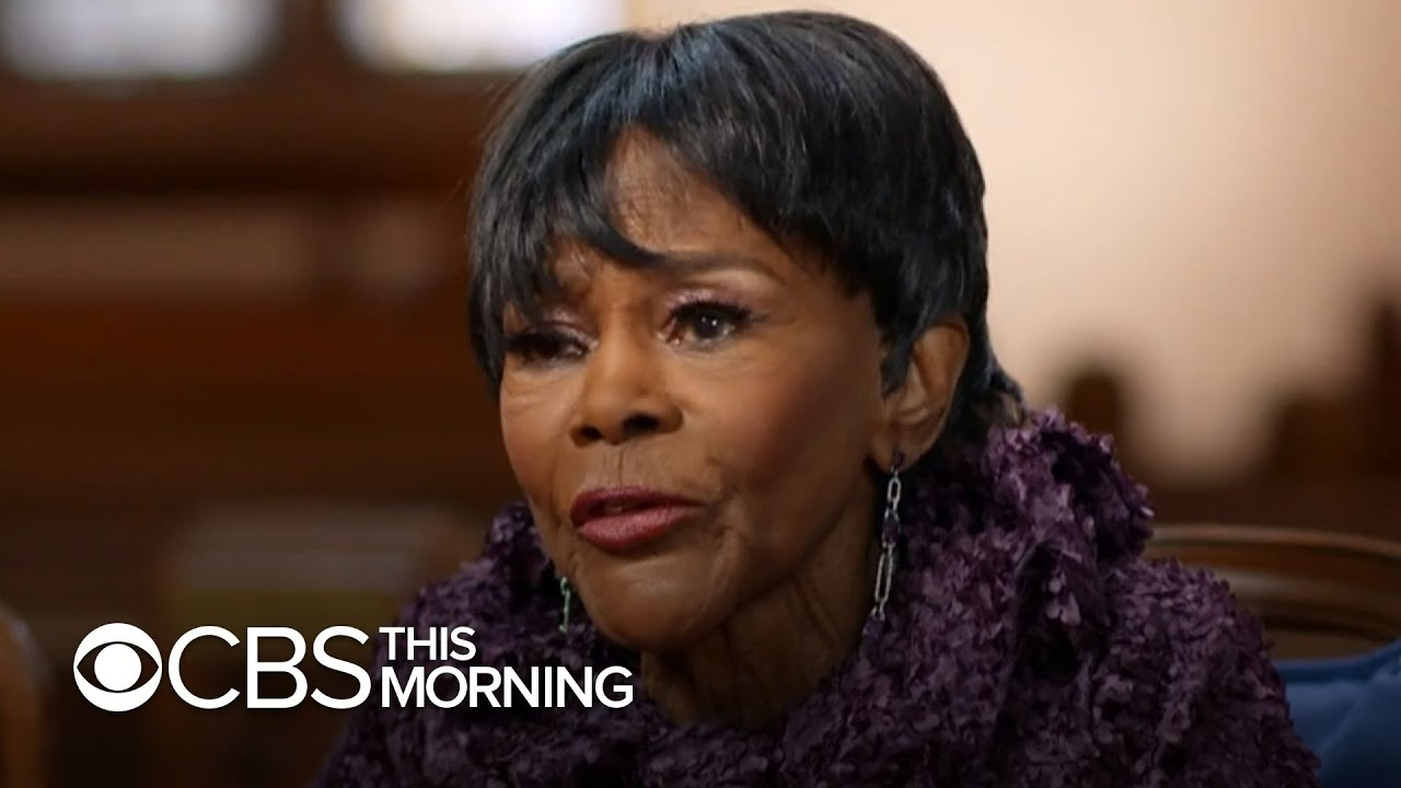 Hollywood legend Cicely Tyson recounts life, career in new memoir