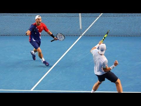 Groth/Hewitt v Kontinen/Peers highlights (2R) | Australian Open 2016