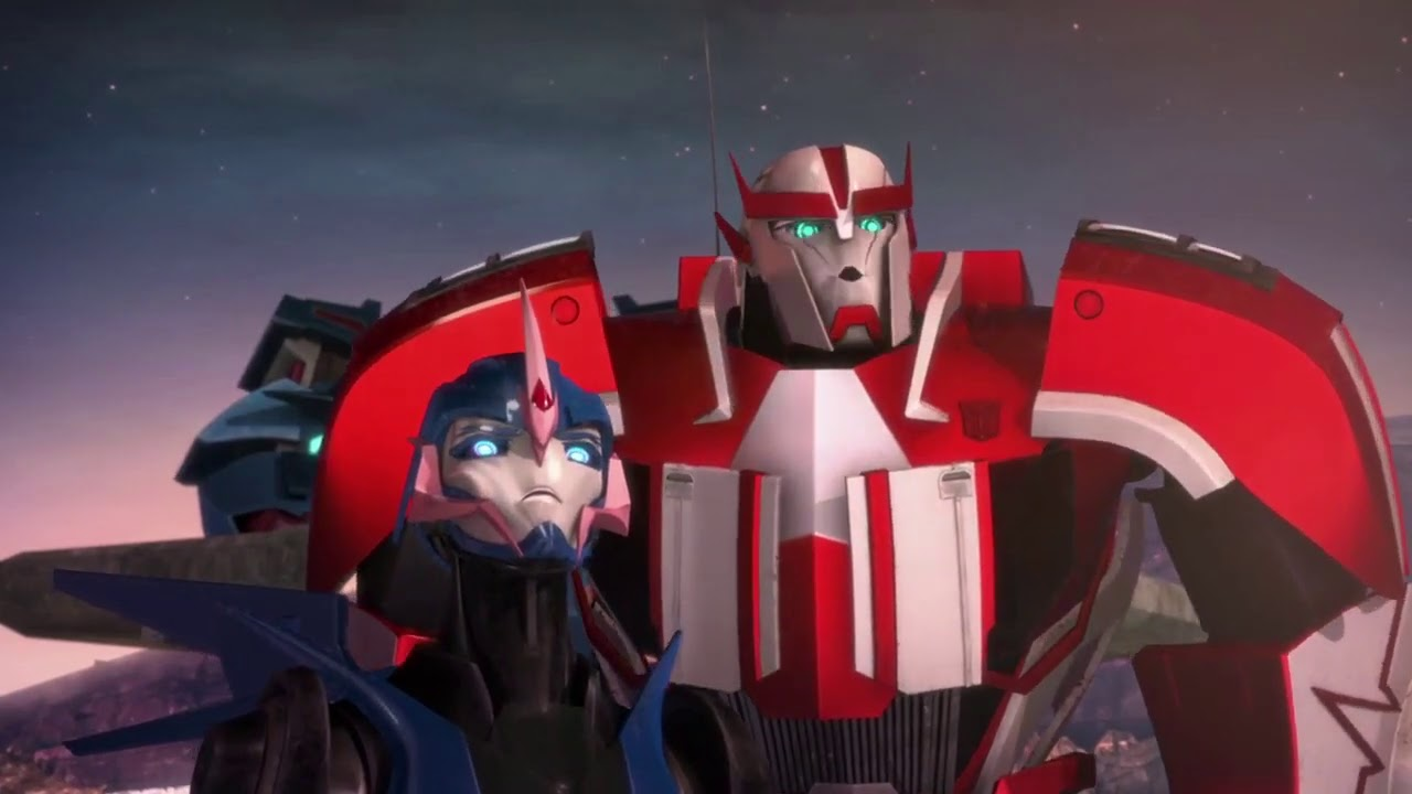 Transformers Prime Predacon Rising Part 14 In Hindi In HD @Transformers Facts