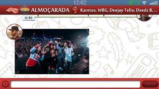 Baixar Karetus x Wet Bed Gang ft. Deejay Telio & Deedz B - Almoçarada (Tout Le Jour) [Lyric Video]