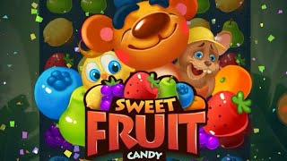 Game Android - Sweet Fruit Candy screenshot 2