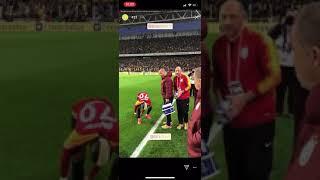Galatasaray-Fenerbahce 3-1 (433 side)