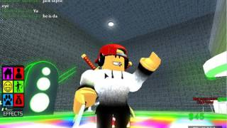 A Day in the life of RoBloX: DAncing to JackSepticEye's All the way