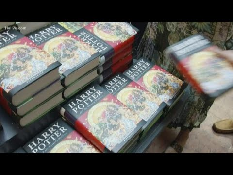 Harry Potter books pulled in at Catholic school because of concern of real  witchcraft