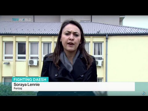 Seven Kosovars face charges relating to DAESH, Soraya Lennie reports