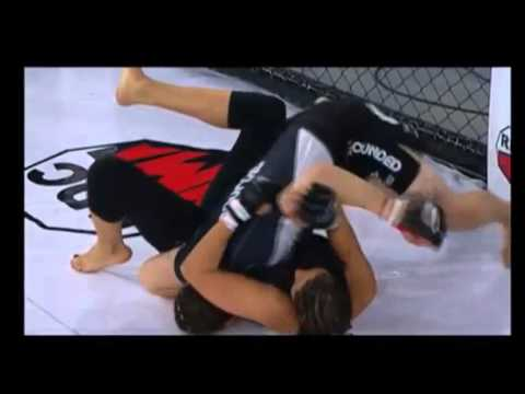 WMMA fight: Alexis Dufresne beats up Kim Couture in 39 seconds