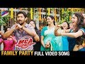 Family Party Full Video Song 4K | MCA Video Songs | Nani | Sai Pallavi | DSP | Telugu FilmNagar
