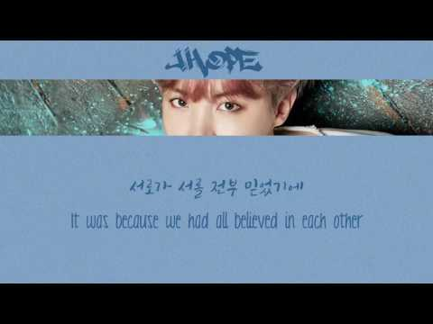 BTS (방탄소년단) - Not Today [Han Eng] Lyrics