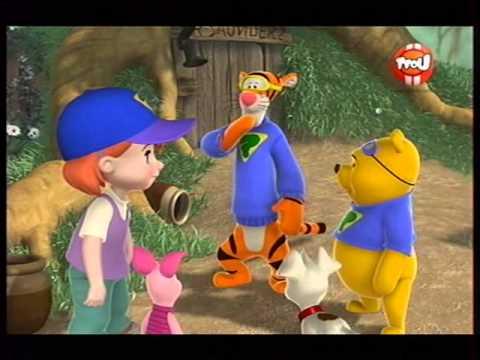 Mes amis Tigrou et Winnie  On a toujours besoin d'un plus petit que soi