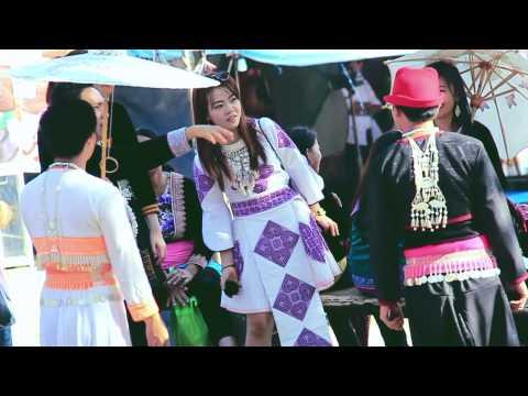 Hmong ปีใหม่ม้ง 2015