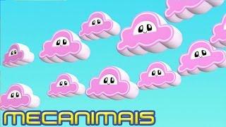 Mecanimais 106 - Ilha das Nuvens Fofas