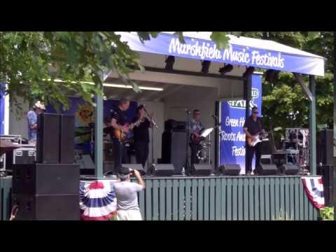 Mission of Blues Honey Hush Marshfield Fair 8/31/15 Albert Collins