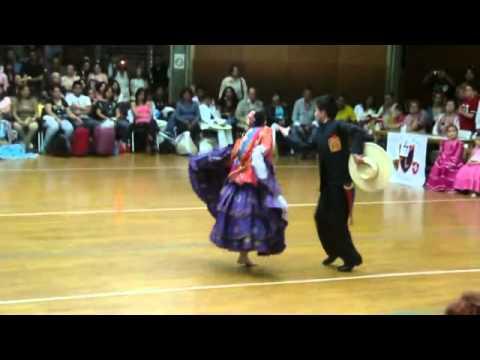 Baile de  Campeones del Club Libertad de Trujillo en Ginebra