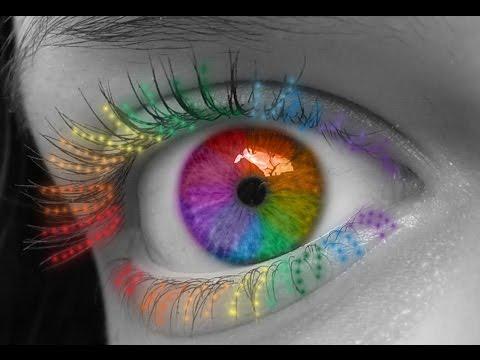 Зеленые глаза значение Магия цвета