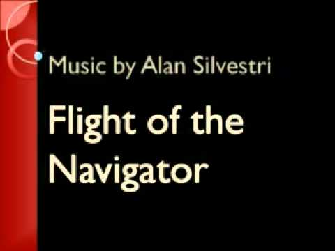 Flight Of The Navigator 01. Theme from Flight Of The Navigator
