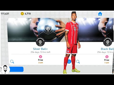 SILVER BALL+ PACK OPENING IN PES 2019 MOBILE