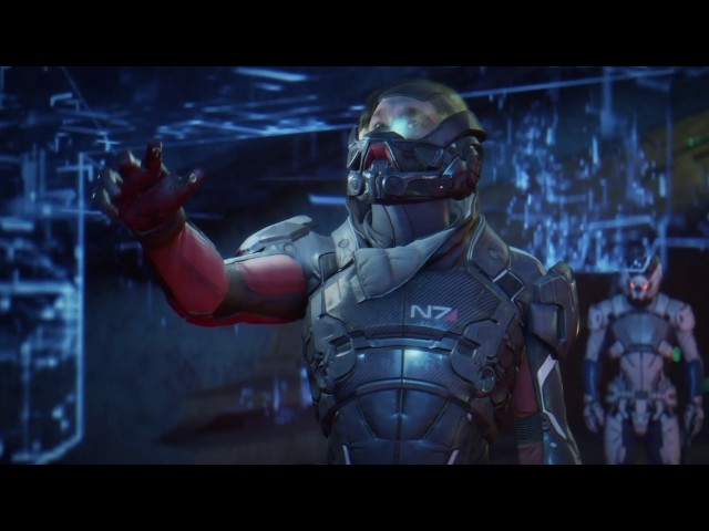 Mass Effect Andromeda - Bande annonce N7 Day 2016