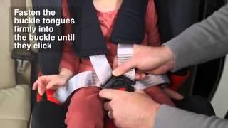 5-точечные ремни безопасности, обзор
