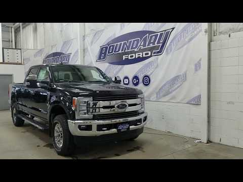 2019 Ford Super Duty F-350 King Ranch W/ 6.7L Power Stroke Diesel Overview | Boundary Ford 19T412
