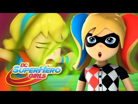 LEGO Brain Drain   Super Powered Burp   DC Super Hero Girls