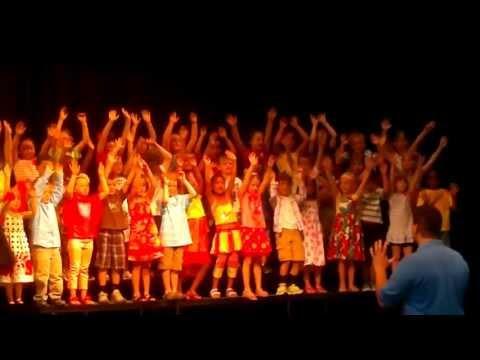 Valley Park School District -  Cubi Tot nghiep 5 2013