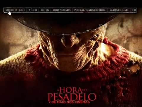Dj Movie Hd Wallpaper Freddy Krueger A Hora Do Pesadelo 2010 Youtube