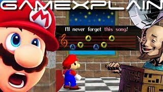 Has Ocarina of Time's Song of Storms Been Hiding in Super Mario 64?!